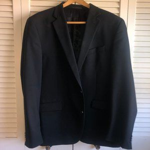 Men's Kenneth Cole - Black Blazer - 46R